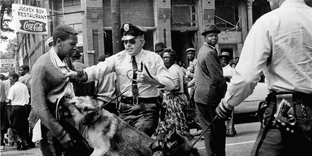 Civilrättsrörelsen USA 60-Talet