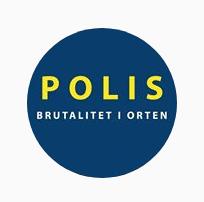 Polisbrutalitet i Orten på Instagram
